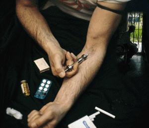 наркоманія
