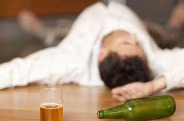Алкогольная чистка